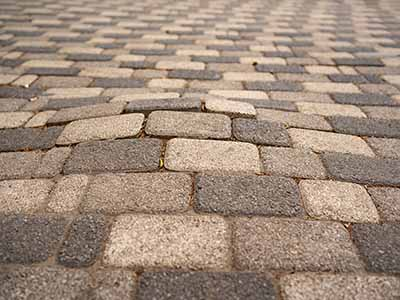 Premises Liability because of uneven pavers