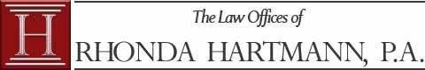 Personal Injury Attorney Rhonda Hartmann P.A. logo
