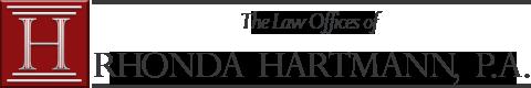 Rhonda Hartmann P.A. logo